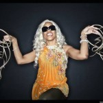 European singer the Dutchess, who has the world's longest fingernails. Photo credit: Damon Scheleur