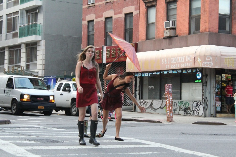 """Broken City: Lower East Side."" Photo Credit: Ana Margineanu."