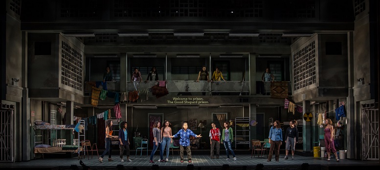 another word for beauty, the civilians, goodman theater, jose rivera