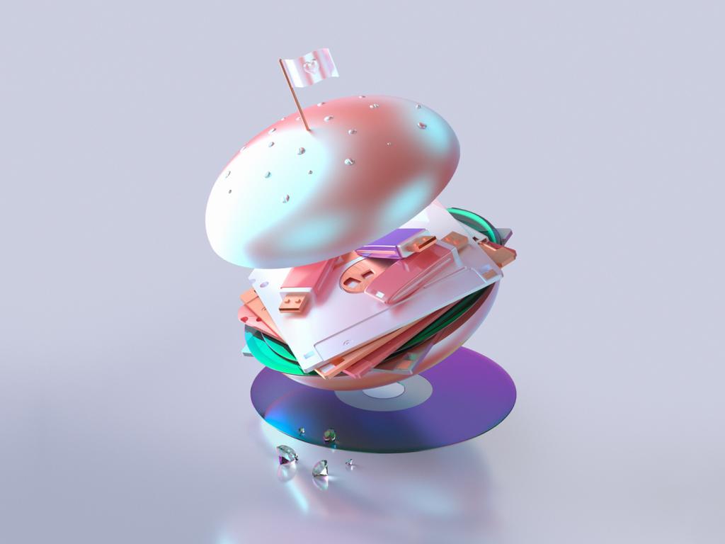 Blake Kathryn, McCyber®, digital print, 2017