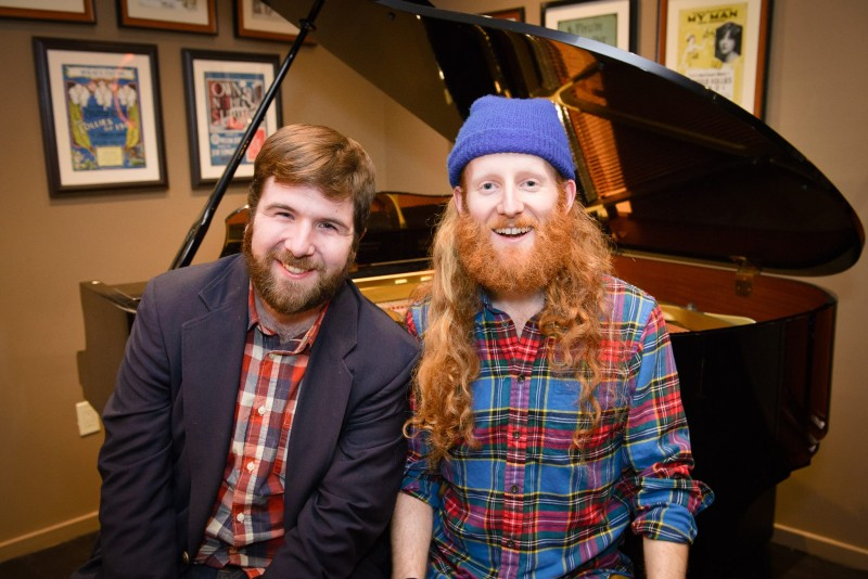 Andrew Farmer and Andrew Butler